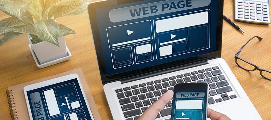 Conception de sites internet de qualité professionnelle