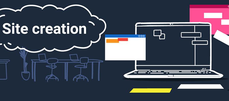 Création gratuite de site internet